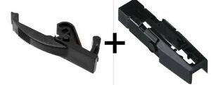 NEW genuine OEM wiper adapter clip and connector Audi a4 8e0955247 8e0998430