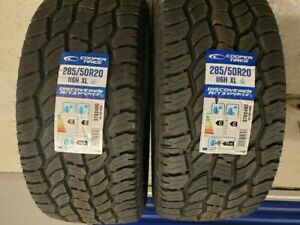 NEW COOPER AT3 SPORT2 4X4/SUV TYRES 285/50 R20 XL 116H 285 50 20 2855020 C+C