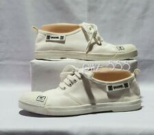 CHANEL White Light Weight Sneakers Women Size 38
