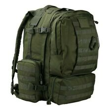 Kombat Army 60L Viking Patrol Tactical Assault Pack Bergan Army - Olive Green