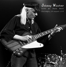 Johnny Winter  Live At Park West In Chicago August 24th 1978  RLL027 vinyl lp[