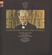 "Strauss(B/W Band 3x12"" Vinyl LP Box Set)The Orchestral Music Of Vol.1 R-Ex/VG+"