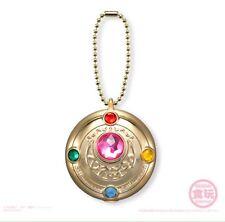 Sailor Moon Henshin Brooch Miniaturely  Tablet keychain charm Bandai Cosplay