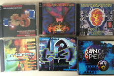 Trance und Techno-CD Sammlung 1993 bis 1995, Techno-Klassiker, DJ Mix