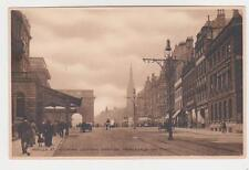 Newcastle on Tyne,U.K.Neville Street Showing Central Station,Tyne & Wear,c.1909