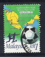 MALAYSIA = 1997 Youth Football Championships, RM 1.  SG 651. Fine Used.