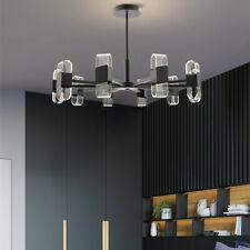LED Ceiling Lights Kitchen Chandelier Lighting 3 Color Light Bar Bedroom Lamp