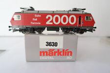Digital Märklin HO/AC 3630 E - Lok BR 446 / 2000 SBB (AB/362-35S11/2)
