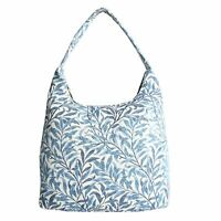 WILLOW BOUGH HOBO TAPESTRY CANVAS TOP ZIP SHOULDER BAG WOMENS FASHION SHOPPING