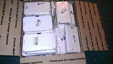 Lot of 64 Case for Samsung Galaxy Note 2 N7100 W/ Magnetic leather Flap White A1