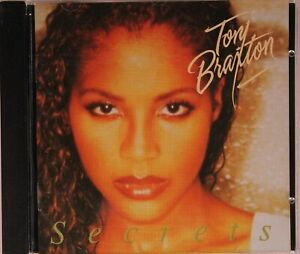 Toni Braxton - Secrets CD - Free Post!
