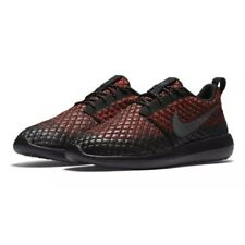 6fc112cd12fc2 Nike Roshe Two Flyknit Running Shoes 365 Crimson Red Black 859535-600 Size  9.5