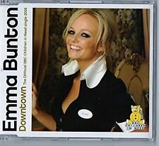 Downtown: the Official BBC Children in Need Single 2006, Emma Bunton, Used; Good