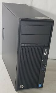 HP Z230 Workstation Intel Xeon E3-1230 v3 3.30GHz 8GB RAM 1TB HDD Windows 10 Pro