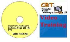 Cisco CCNA Routing and Switching ICND2 (200-105) DVD