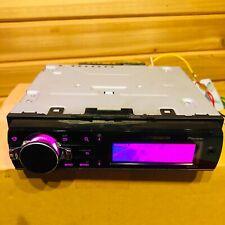 Pioneer CARROZZERIA DEH-970 Car Audio Unit 1D Bluetooth CD USB SD import japan