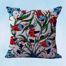 US Seller-retro boho floral cushion cover home decor and accessories