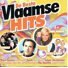 De Beste Vlaamse Hits (CD)