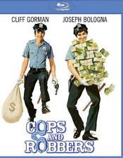 BLU-RAY Cops and Robbers (Blu-Ray) NEW Cliff Gorman, Joseph Bologna