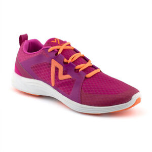 Vionic Shoes Women 7.5 Wide Pink Agile Sar Ortho Athletic Running Sneaker Ladies