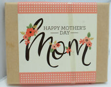 Give a Gift Happy Mother's Day Gift Card Holder