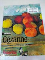 Cezanne Grands Maitres Exposition Du Grand Palais Libro Tapa Blanda Francais