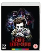 The People Under The Stairs Blu-ray DVD 5027035010403