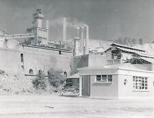"""VIVIERS c. 1950 - Usine de Ciment """"Lafarge""""  Ardèche - Div 7863"""