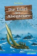 Die Insel der Abenteuer von Enid Blyton (2018, Taschenbuch)