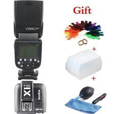 Godox V860II-N i-TTL Wireless 2.4G Flash Speedlite & X1T-N for Nikon D810 D5 D4s