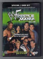 WWF - WrestleMania 16 (DVD, 2000)