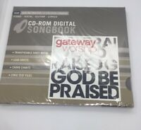 God Be Praised by Gateway Worship (CD-Rom Digital Songbook) from Integrity Music