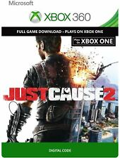 Just Cause 2 Game Download DLC for Xbox One 1 or Xbox 360 - No Disc Included