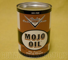 Retro Fender Guitar & Bass Custom Shop Mojo Oil Can (ONLY) Discontinued Ltd