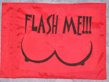 Custom Flash Me!!! Safety Flag for JEEP ATV Dirtbike Dune pole whip