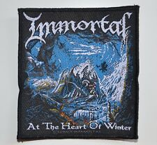 IMMORTAL - At The Heart Of Winter - Patch - 9,4 cm x 10,2 cm - 164396
