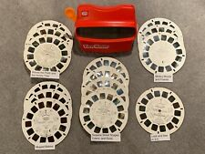 Viewmaster 3D Viewer - Winnie the Pooh, Muppet Babies Sesame Street Mickey Mouse