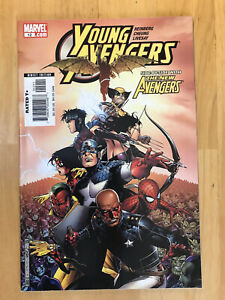 Young Avengers #12 VF/NM 1st app Tommy Shepard as Speed 1st kate bishop hawkeye!