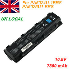 9 Cell Laptop Battery for Toshiba PA5024U-1BRS Satellite PRO C850 M800 L850 L870
