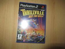 THRILLVILLE OFF THE RAILS - PLAYSTATION 2 PS2 - Nuevo Precintado