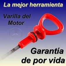 Varilla de nivel de aceite para motor Mercedes W203 W204 W209 W211 W220 SL CL