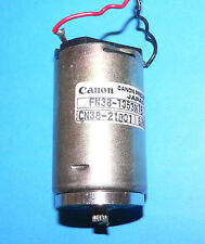 Canon Precision 12V 24V DC Iron Core Motor FN38 Type M 5250 RPM 24.5 mN/m hobby