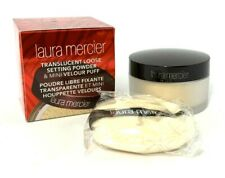 Laura Mercier Translucent Loose Setting Powder & Mini Velour Puff .33 oz BNIB