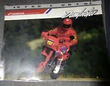 Honda Dominator - Original sales brochure / Leaflet