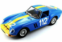 FERRARI 250 GT BERLINETTA 1:24 Scale Diecast Car Model Die Cast Miniature Blue