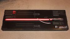 Star Wars Force FX Black Series Kylo Ren LightSaber Movie TFA Light Saber TLJ