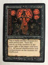 MtG   Sorceress Queen   Arabian Nights   Old School   Magic   * Kult