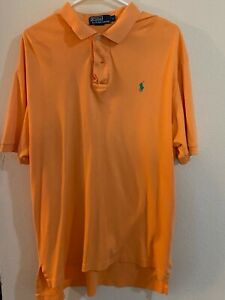 Polo by Ralph Lauren short sleeve mens size L