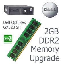 Memoria (RAM) de ordenador Dell con memoria interna de 2GB 1 módulos