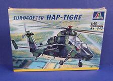Italeri 842 Eurocopter HAP-TIGRE helicopter Kit 1:48 Sealed 1995  Italy